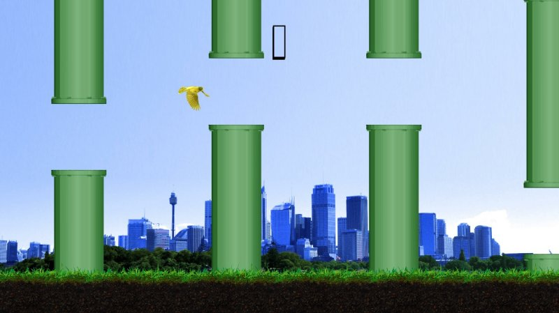 A Flappy Bird in Real Life截图第4张