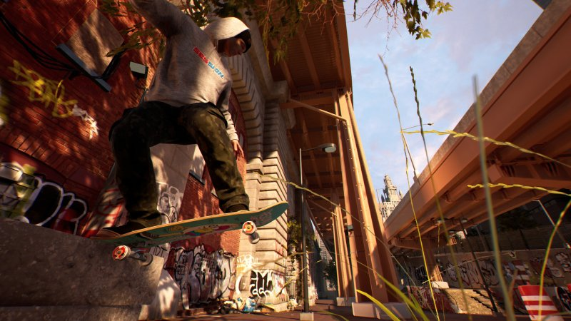 Session: Skateboarding Sim Game截图第4张