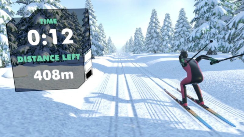 Cross Country Skiing VR截图第3张