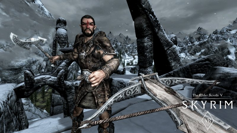 The Elder Scrolls V: Skyrim VR截图第5张