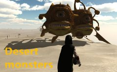 Desert monsters截图