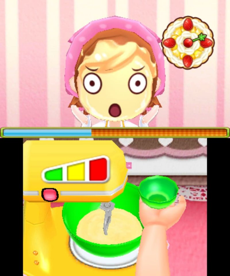 Cooking Mama: Sweet Shop截图第5张