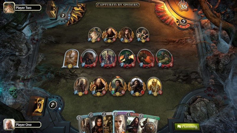 The Lord of the Rings: Living Card Game截图第1张