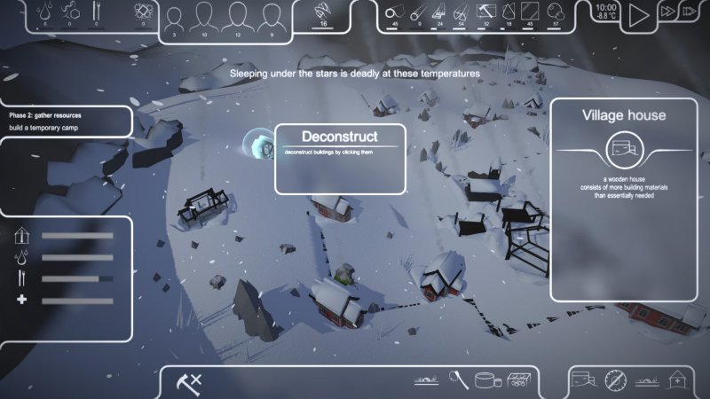 Climatic Survival: Northern Storm截图第2张