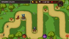 Tower Defense 2D: Impossible截图