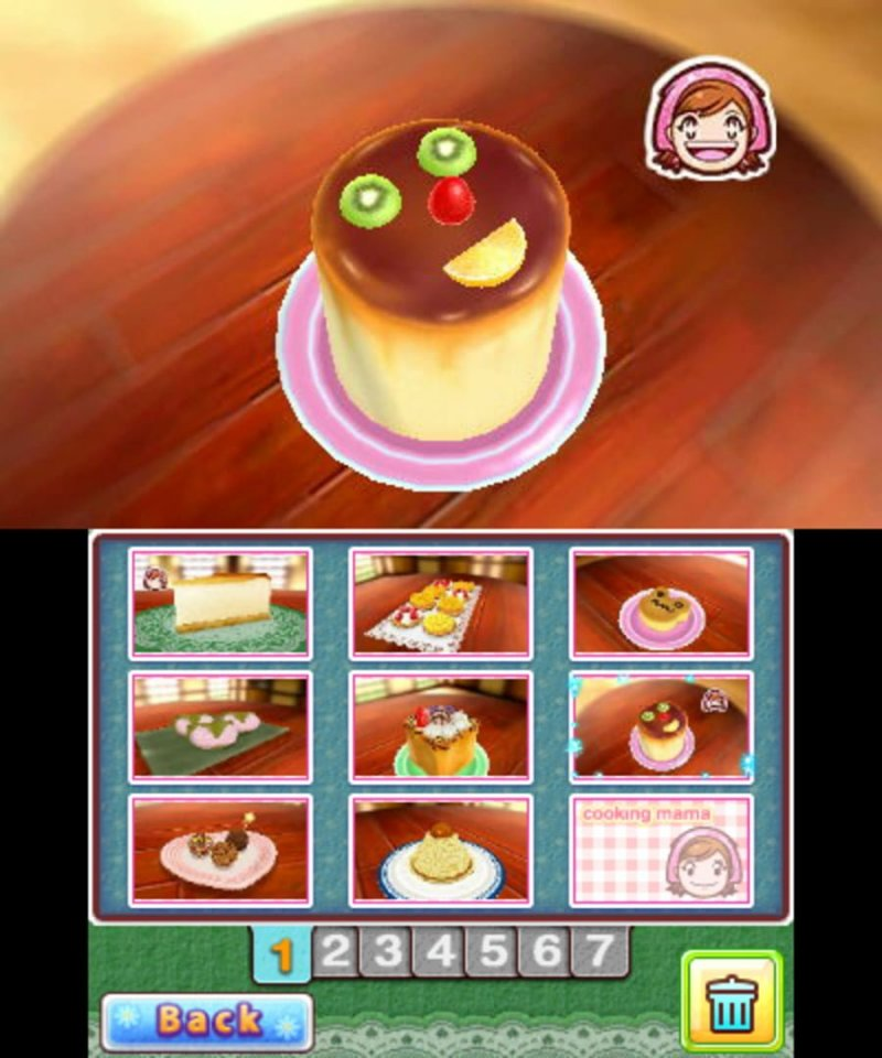 Cooking Mama: Sweet Shop截图第1张