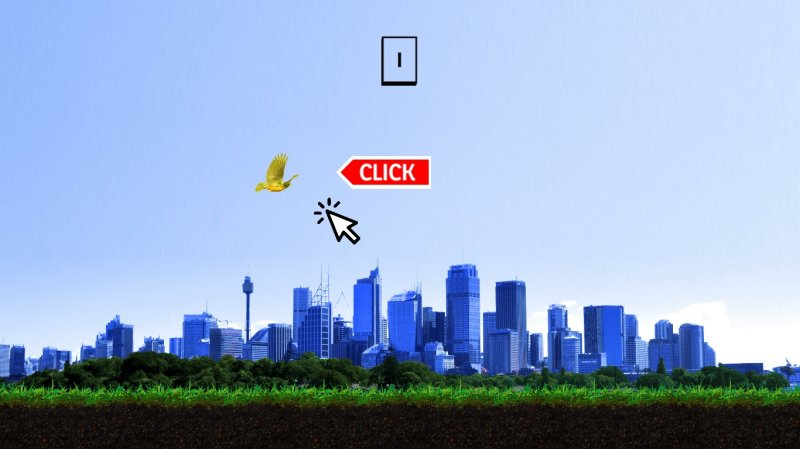 A Flappy Bird in Real Life截图第1张