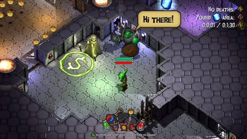 Goblin Quest: Escape!截图第1张