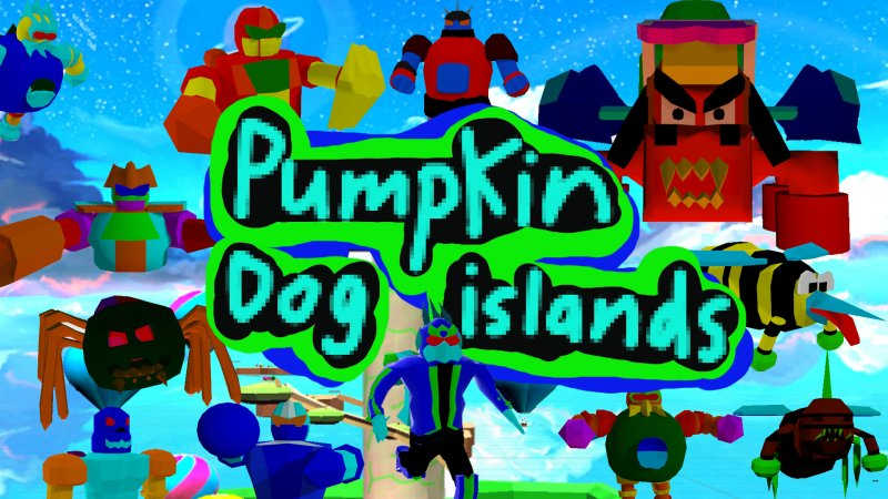 Pumpkin Dog Islands截图第1张