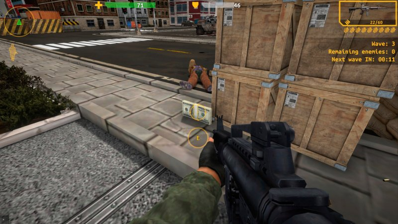 Elite Soldier: 3D Shooter截图第3张