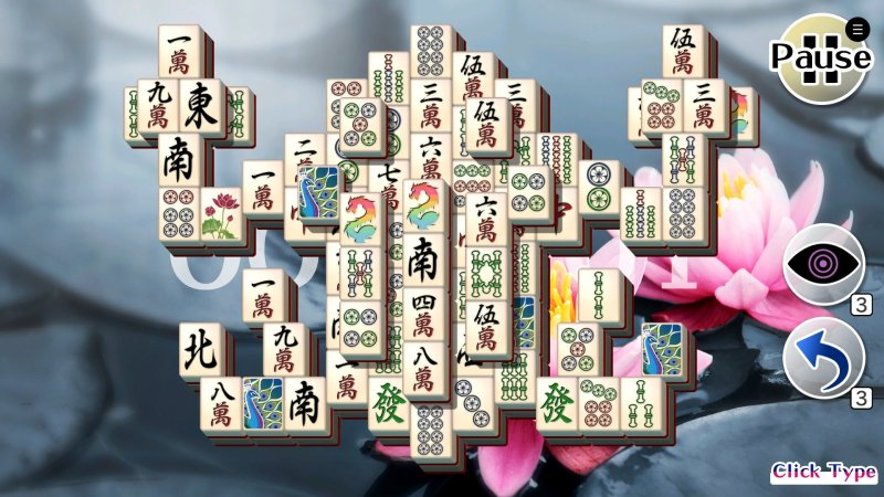 Mahjong Solitaire Refresh截图第1张