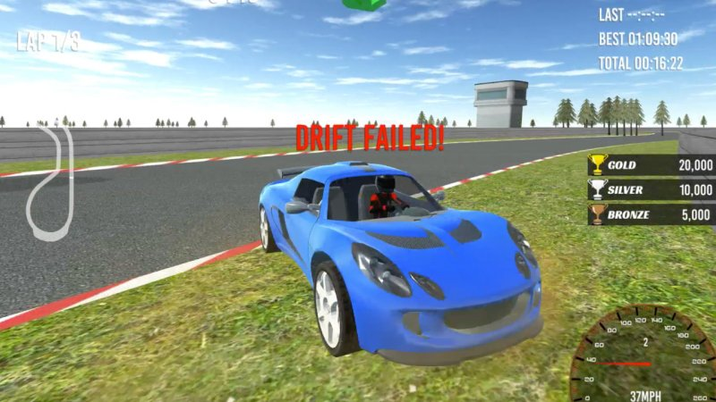 Rally Drift Cars截图第5张