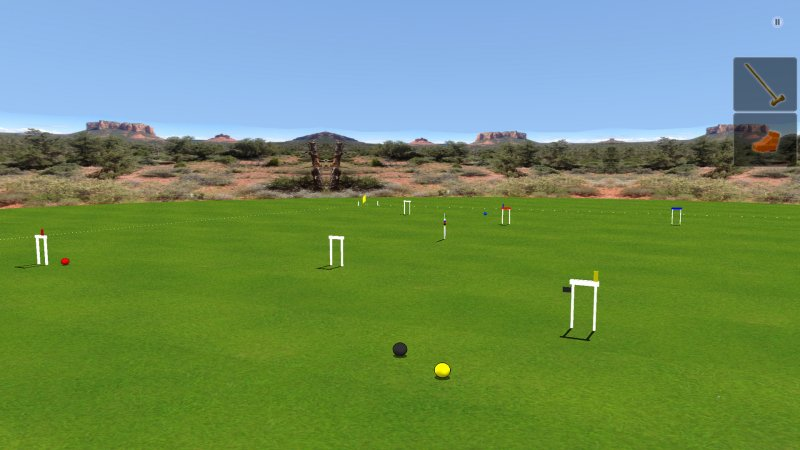 Croquet Pro 2截图第1张