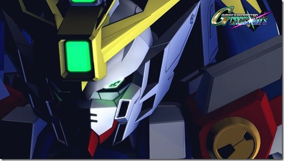 SD Gundam G Generation Cross Rays截图第2张