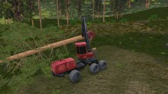 Forest Harvester Simulator截图