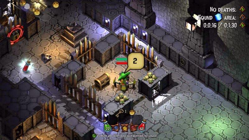 Goblin Quest: Escape!截图第4张