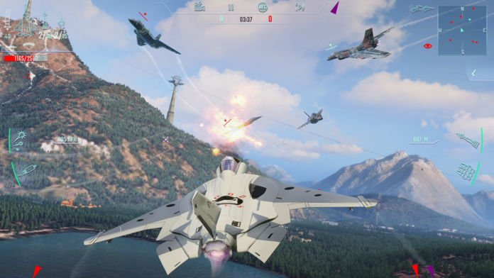 搏击长空:无限战机截图第2张