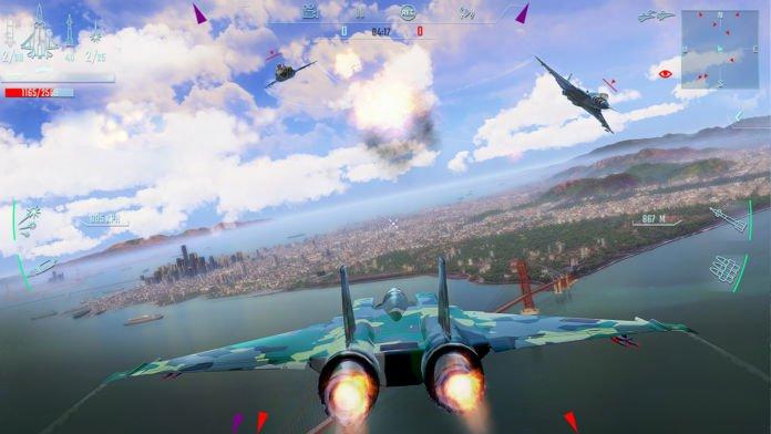 搏击长空:无限战机截图第5张