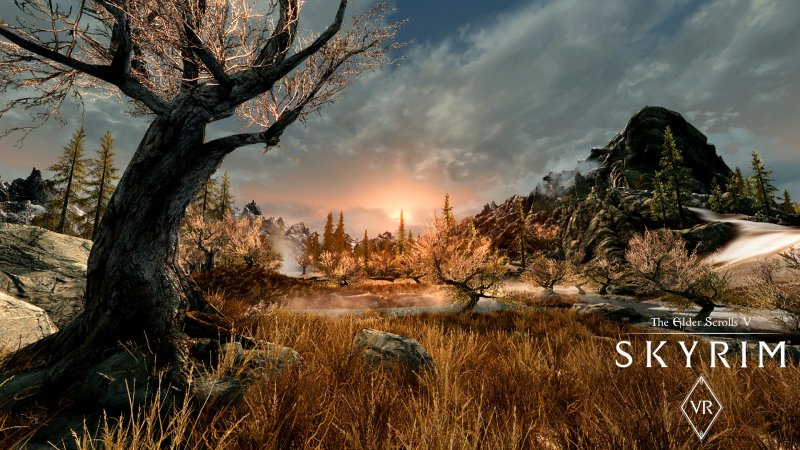 The Elder Scrolls V: Skyrim VR截图第1张