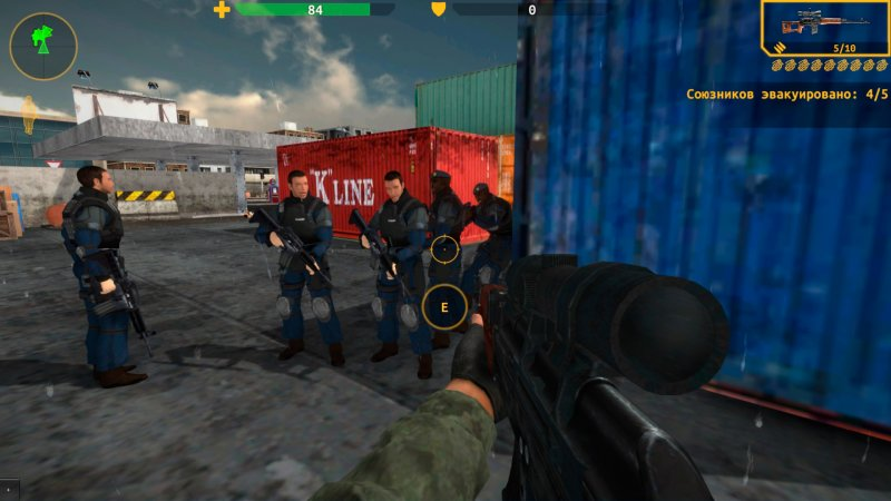 Elite Soldier: 3D Shooter截图第2张