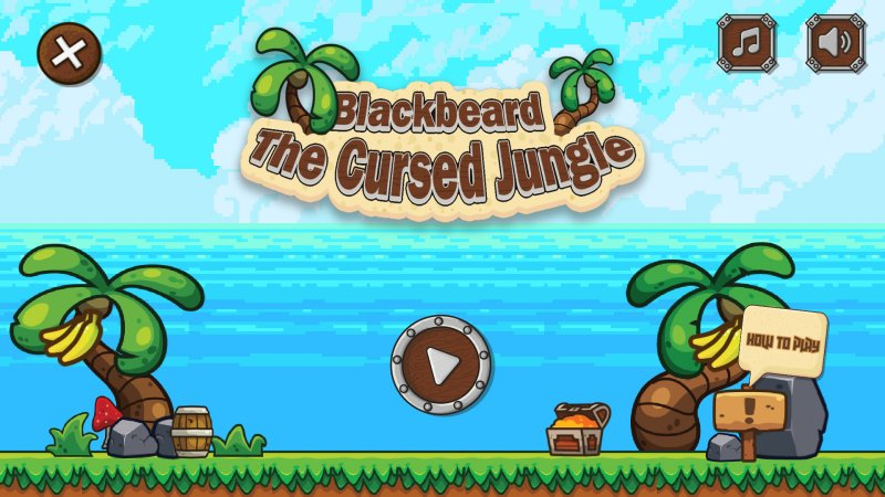 Blackbeard the Cursed Jungle截图第3张