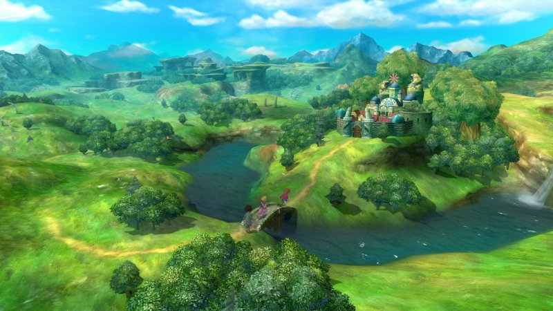 Ni no Kuni Wrath of the White Witch™ Remastered截图第1张
