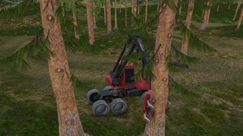 Forest Harvester Simulator截图第4张