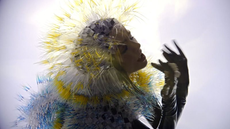 Björk Vulnicura Virtual Reality Album截图第2张
