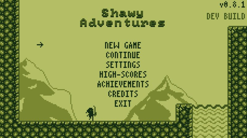 Shawy Adventures截图第1张
