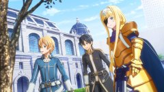 SWORD ART ONLINE Alicization Lycoris截图