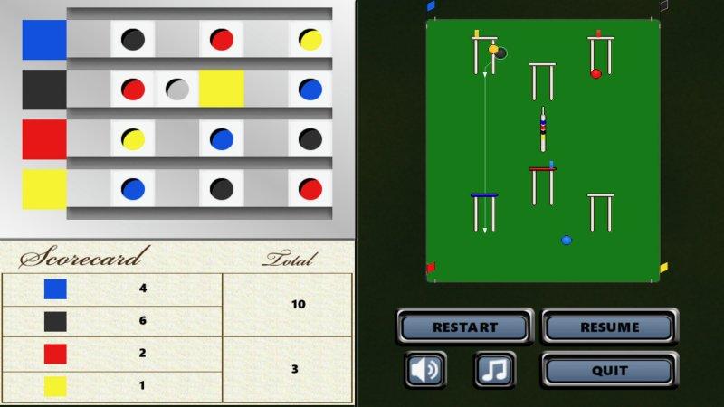 Croquet Pro 2截图第4张