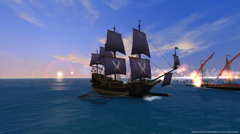 Uncharted Waters Online截图第4张