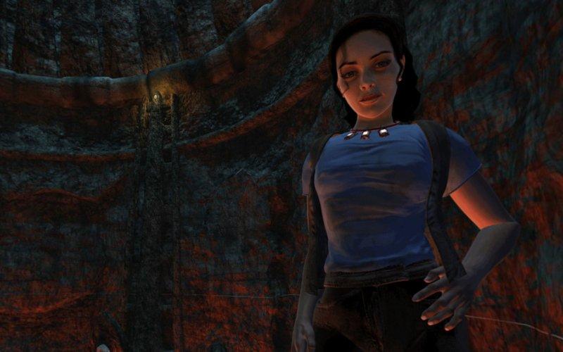 重返神秘岛2:米娜的宿命