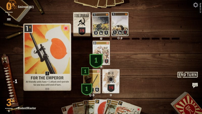 KARDS - The WWII Card Game截图第2张