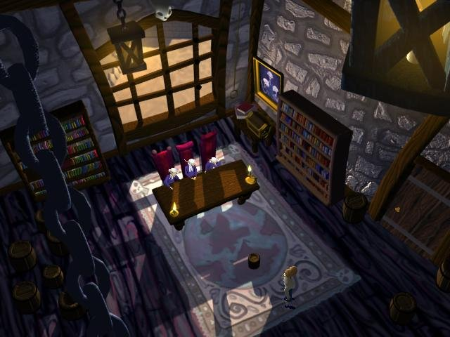 Escape from Monkey Island™截图第4张