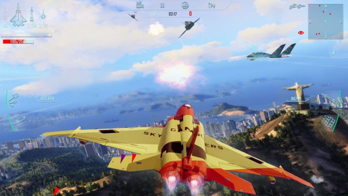 搏击长空:无限战机截图第3张