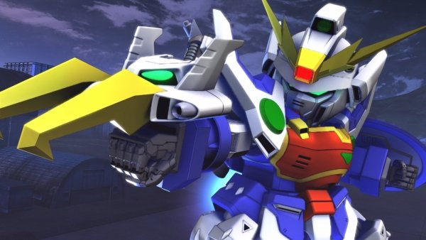 SD Gundam G Generation Cross Rays截图第4张