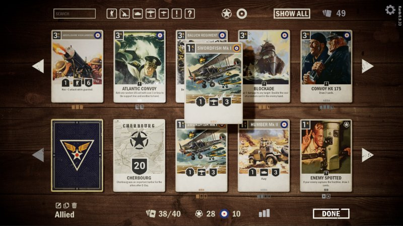 KARDS - The WWII Card Game截图第3张