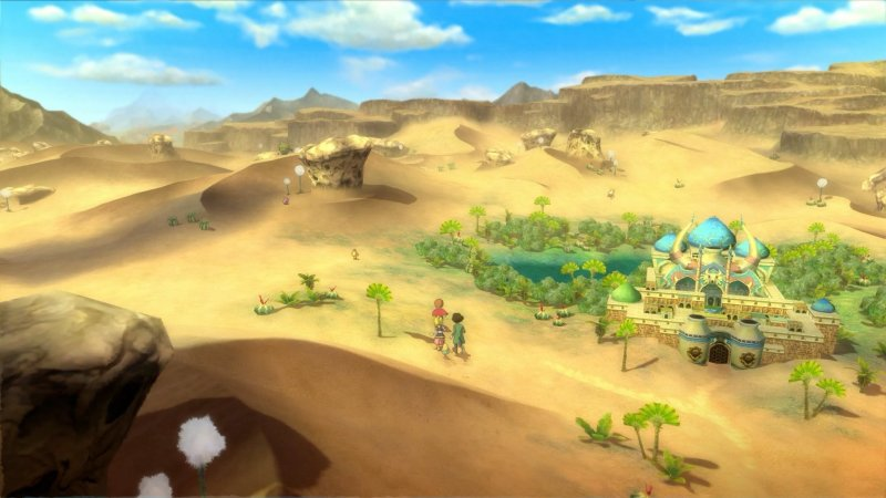 Ni no Kuni Wrath of the White Witch™ Remastered截图第2张