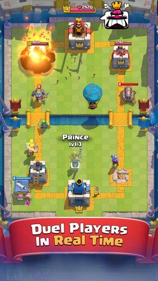 皇室戰爭截圖第2張