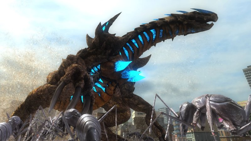 EARTH DEFENSE FORCE 5截图第3张