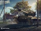 美系8级中坦M26潘兴 2400标伤三星攻略