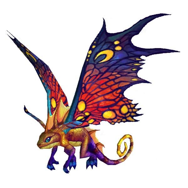 25新增3只小宠物 惊现疑似阿古斯太阳精灵龙