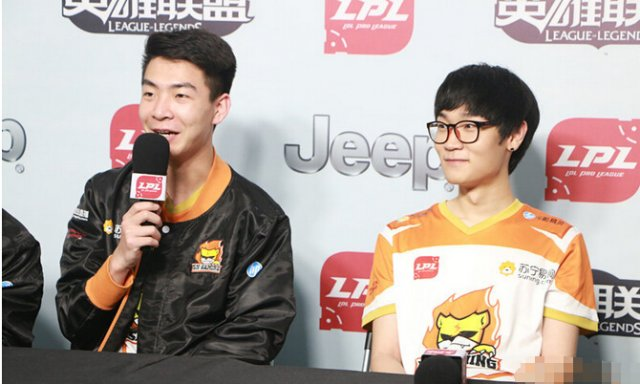 SNG赛后群访:Yoon赛季目标是季后赛