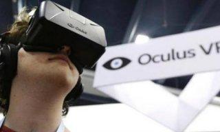 VR市场竞争激烈 Oculus VR能否突破重围