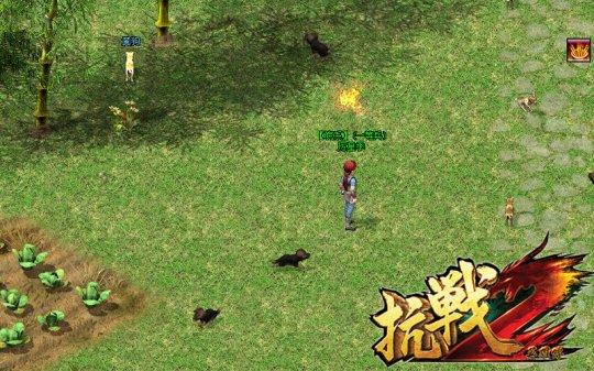 核心玩法内容抢先看 《抗战2》新资料片4.20公测