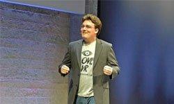 Oculus创始人将参加TGS