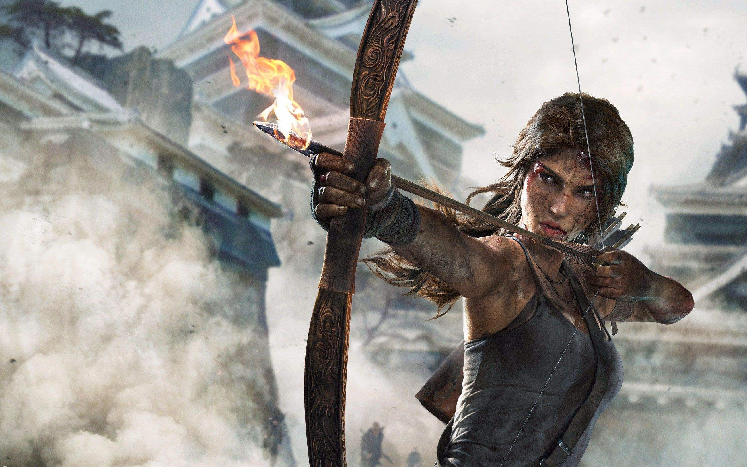 从3d到36d,古墓丽影的劳拉是如何一步步成为玩家心中的女神?