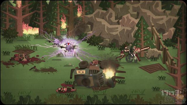 2D动作冒险新游《感染避难所》登陆Steam-迷你酷-MINICOLL