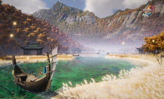 花朝节至百花开 《剑网3》邀你共赏春日盛景